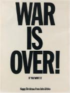 War is over! / If you want it by Yoko Ono