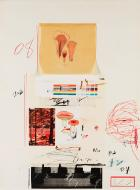 Natural History Part I by Cy Twombly