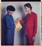 Untitled (from the series: Gold found by the artists) by Marina Abramovic