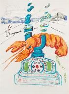 Imaginations and Objects of the Future by Salvador Dali