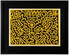 Growing 4 by Keith Haring